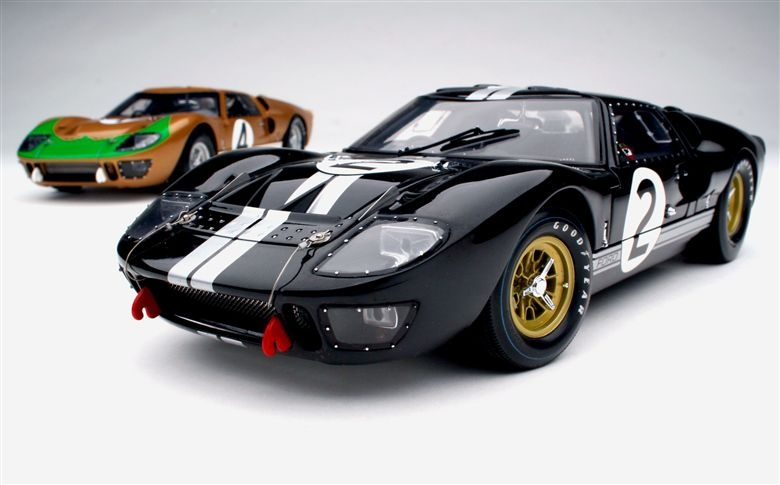 exoto 1966 67 exoto ford gt40 mk ii overview - 1966 Ford Gt40 Mk2