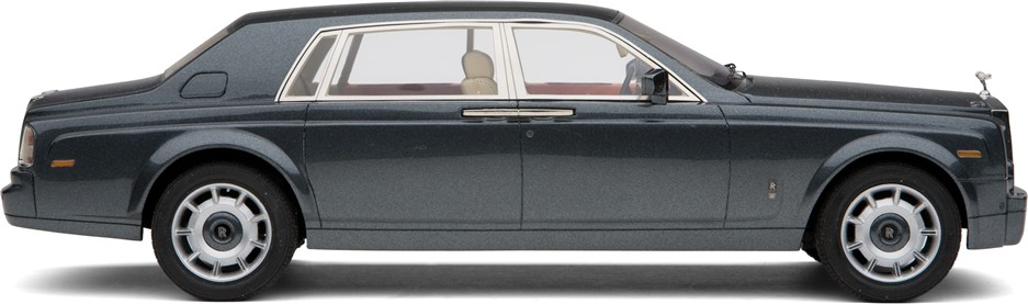 Rolls Royce Phantom. 2009 Rolls-Royce Phantom EWB