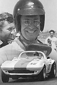 George Wintersteen bought the 002 Roadster and campaigned it in the 1966 USRRC.