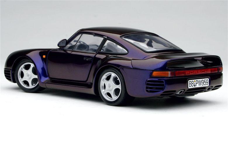 Exoto 1986 Exoto Porsche 959 1986 Exoto Porsche 959 In Standox