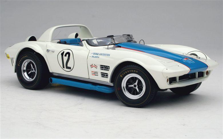 Exoto - 1964-66 Exoto Corvette Grand Sport Roadster - 1966 Watkins